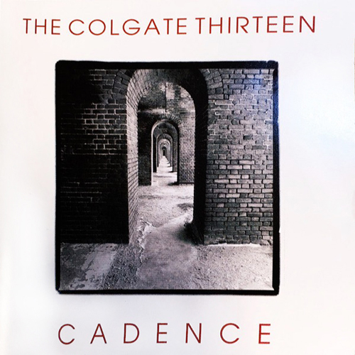 The Colgate Thirteen, Cadence