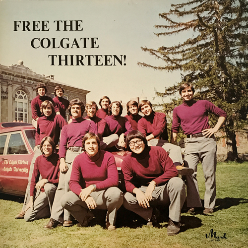 The Colgate Thirteen, Free the Colgate Thirteen