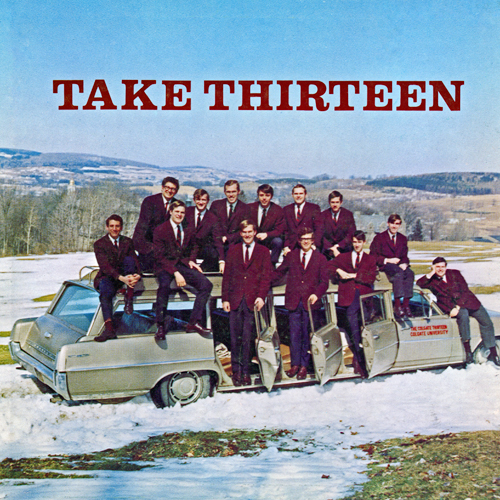 The Colgate Thirteen, Take Thirteen